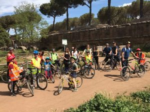 biciclettata 2017.parco acquedotto